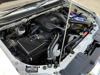 2015 Isuzu MU-X MY15 LS-U White 5 Speed Automatic Wagon