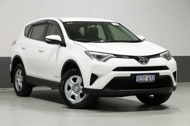 Used Toyota RAV4 ALA49R MY16 GX (4x4), 2016 Toyota RAV4 ALA49R MY16 GX (4x4) White 6 Speed Automatic Wagon
