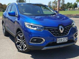 2019 Renault Kadjar XFE Intens EDC Iron Blue 7 Speed Sports Automatic Dual Clutch Wagon.