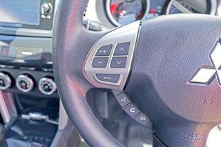 2017 Mitsubishi Lancer CF MY17 ES Sport Silver 5 Speed Manual Sedan
