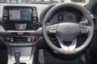 2018 Hyundai i30 PD MY18 SR D-CT Premium Blue 7 Speed Sports Automatic Dual Clutch Hatchback