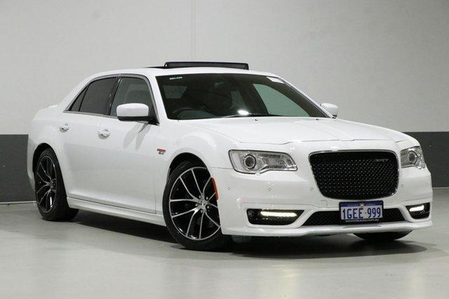Used Chrysler 300 MY17 SRT Core, 2017 Chrysler 300 MY17 SRT Core White 8 Speed Automatic Sedan