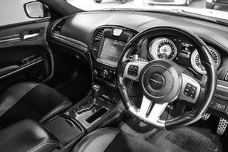 2012 Chrysler 300 LX MY12 SRT-8 White 5 Speed Sports Automatic Sedan