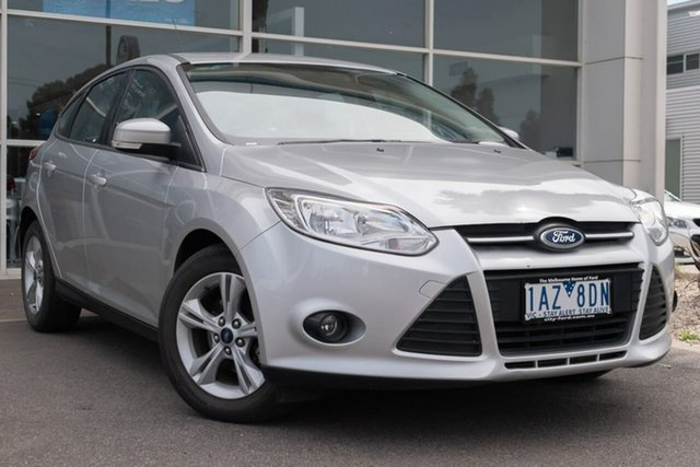 Used Ford Focus LW MkII Trend PwrShift, 2013 Ford Focus LW MkII Trend PwrShift 6 Speed Sports Automatic Dual Clutch Hatchback