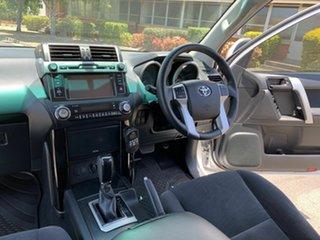 2014 Toyota Landcruiser Prado KDJ150R GXL Silver 5 Speed Automatic Wagon