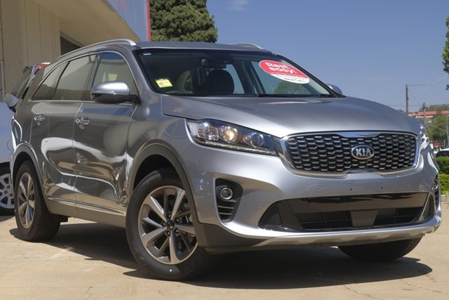 Demo Kia Sorento UM MY20 Sport AWD, 2019 Kia Sorento UM MY20 Sport AWD Steel Grey 8 Speed Sports Automatic Wagon