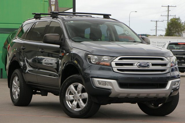 Used Ford Everest UA Ambiente 4WD, 2015 Ford Everest UA Ambiente 4WD Grey 6 Speed Sports Automatic Wagon