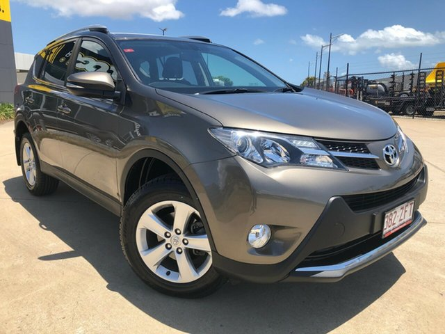 Used Toyota RAV4 ALA49R MY14 GXL AWD, 2014 Toyota RAV4 ALA49R MY14 GXL AWD Bronze 6 Speed Sports Automatic Wagon