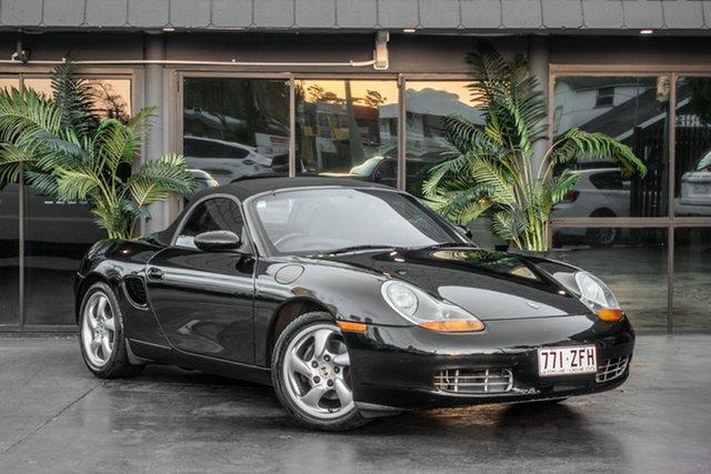 Used Porsche Boxster 986 , 1998 Porsche Boxster 986 Black 5 Speed Sports Automatic Convertible