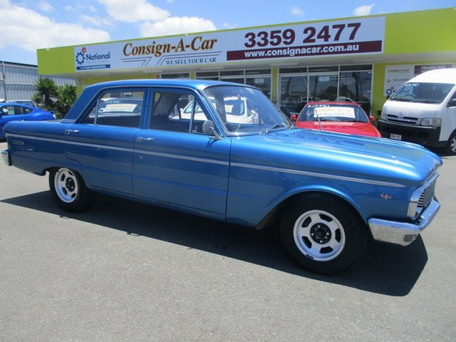 Used Ford Falcon XP , 1965 Ford Falcon XP SUPER PURSUIT Blue Sedan