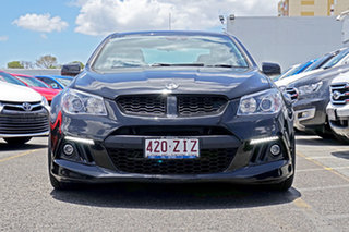 2015 Holden Special Vehicles ClubSport Gen-F MY15 R8 Black 6 Speed Sports Automatic Sedan.