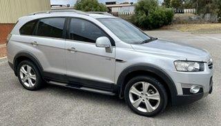 2013 Holden Captiva CG Series II MY12 7 AWD LX 6 Speed Sports Automatic Wagon.