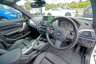 2016 BMW 1 Series F20 LCI M140i White 8 Speed Sports Automatic Hatchback