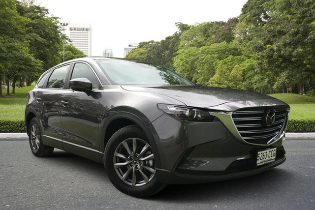 Demo Mazda CX-9 TC Sport SKYACTIV-Drive, 2019 Mazda CX-9 TC Sport SKYACTIV-Drive Machine Grey 6 Speed Sports Automatic Wagon