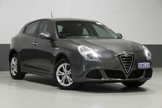 Used Alfa Romeo Giulietta  Progression 1.4, 2014 Alfa Romeo Giulietta Progression 1.4 Grey 6 Speed Manual Hatchback