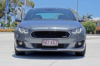 2016 Ford Falcon FG X XR6 Grey 6 Speed Sports Automatic Sedan.