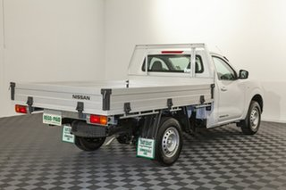 2018 Nissan Navara D23 S2 RX 4x2 White 6 speed Manual Cab Chassis