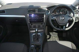 2020 Volkswagen Golf 7.5 MY20 110TSI DSG Trendline Silver 7 Speed Sports Automatic Dual Clutch