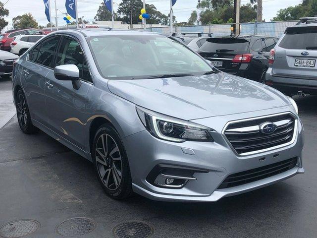 New Subaru Liberty B6 MY19 2.5i CVT AWD Premium, 2019 Subaru Liberty B6 MY19 2.5i CVT AWD Premium Ice Silver 6 Speed Constant Variable Sedan
