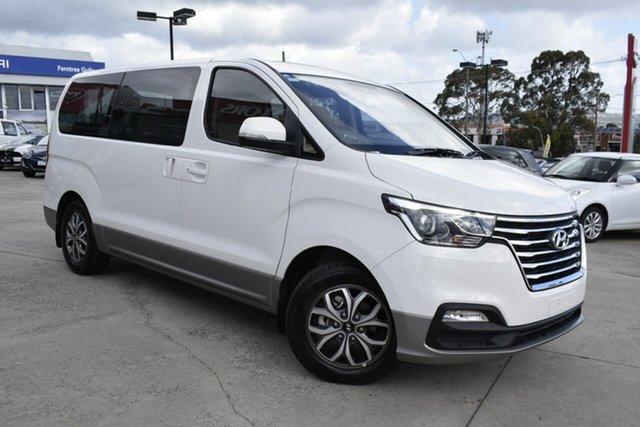 Used Hyundai iMAX TQ4 MY19 Elite, 2018 Hyundai iMAX TQ4 MY19 Elite White 5 Speed Automatic Wagon