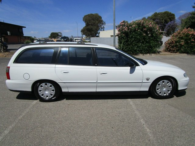 Used Holden Commodore VX II Acclaim, 2002 Holden Commodore VX II Acclaim 4 Speed Automatic Wagon