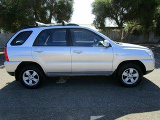 2010 Kia Sportage KM MY10 LX (FWD) 5 Speed Manual Wagon.