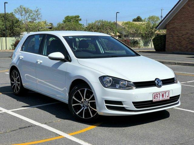 Used Volkswagen Golf VII MY16 92TSI DSG, 2016 Volkswagen Golf VII MY16 92TSI DSG White 7 Speed Sports Automatic Dual Clutch Hatchback