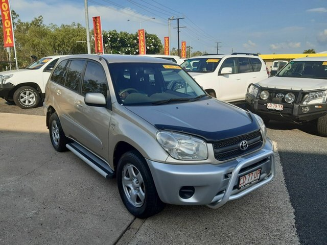 Used Toyota RAV4  CV, 2004 Toyota RAV4 CV Gold 5 Speed Manual Wagon