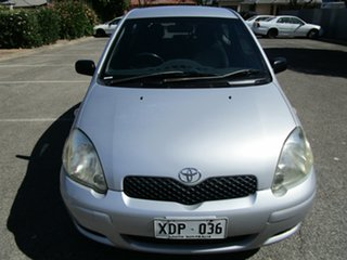 2004 Toyota Echo NCP10R 5 Speed Manual Hatchback.