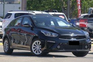 2021 Kia Cerato BD MY21 S Aurora Black 6 Speed Manual Hatchback.