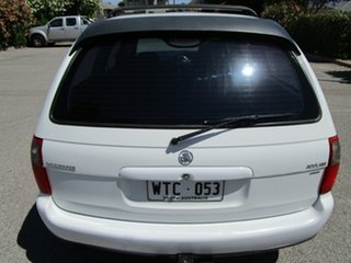 2002 Holden Commodore VX II Acclaim 4 Speed Automatic Wagon