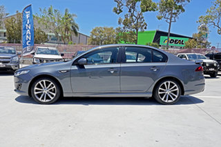 2016 Ford Falcon FG X XR6 Grey 6 Speed Sports Automatic Sedan