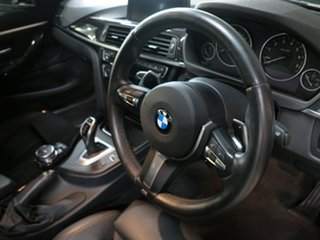 2015 BMW 4 Series F32 420i M Sport Sapphire Black 8 Speed Sports Automatic Coupe