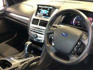 2015 Ford Falcon FG X XR6 Silver 6 Speed Sports Automatic Sedan.