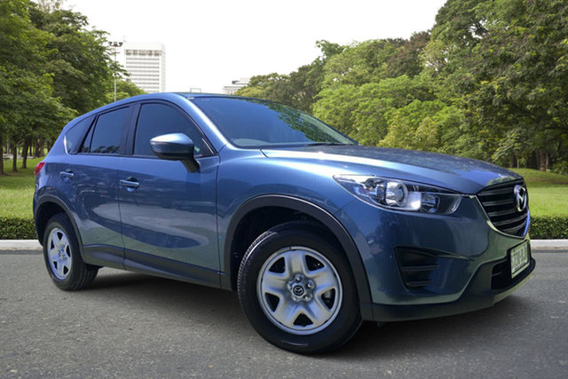 Used Mazda CX-5 KE1032 Maxx SKYACTIV-Drive AWD, 2014 Mazda CX-5 KE1032 Maxx SKYACTIV-Drive AWD Blue 6 Speed Sports Automatic Wagon