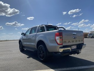2019 Ford Ranger PX MkIII 2019.75MY XLT Pick-up Double Cab Aluminium 6 Speed Sports Automatic