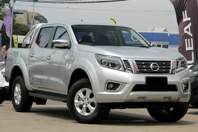 New Nissan Navara D23 S4 MY19 ST, 2019 Nissan Navara D23 S4 MY19 ST Brilliant Silver 7 Speed Sports Automatic Utility