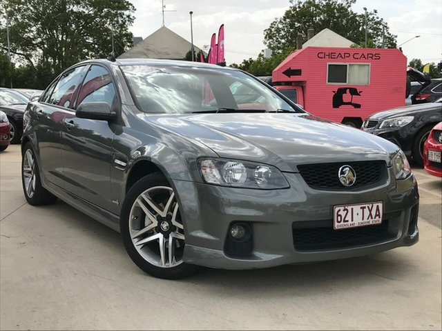 Used Holden Commodore VE II SV6, 2011 Holden Commodore VE II SV6 Grey 6 Speed Sports Automatic Sedan