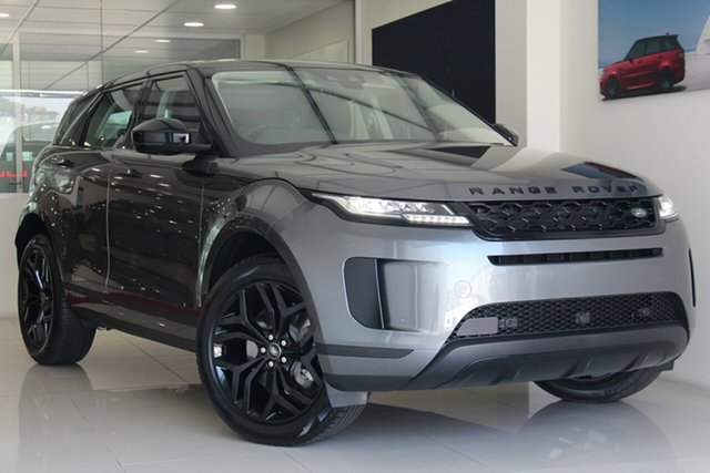 New Land Rover Range Rover Evoque L551 MY20 D150 S, 2019 Land Rover Range Rover Evoque L551 MY20 D150 S Corris Grey 9 Speed Sports Automatic Wagon