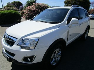 2012 Holden Captiva CG Series II 5 (FWD) 6 Speed Automatic Wagon