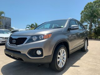 2010 Kia Sorento XM MY10 SLi Silver 6 Speed Sports Automatic Wagon