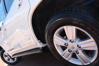2015 Toyota Landcruiser VDJ200R MY13 Sahara White 6 Speed Sports Automatic Wagon