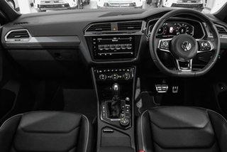 2019 Volkswagen Tiguan 5N MY19.5 162TSI DSG 4MOTION Highline Black 7 Speed.