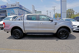 2019 Ford Ranger PX MkIII 2019.75MY XLT Pick-up Double Cab 4x2 Hi-Rider Silver 10 Speed.