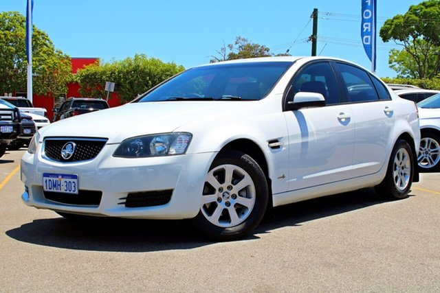 Used Holden Commodore VE II Omega, 2010 Holden Commodore VE II Omega White 6 Speed Sports Automatic Sedan