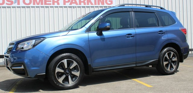 Used Subaru Forester S4 MY16 2.5i-L CVT AWD Special Edition, 2016 Subaru Forester S4 MY16 2.5i-L CVT AWD Special Edition Blue 6 Speed Constant Variable Wagon