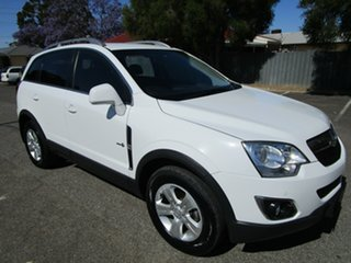 2012 Holden Captiva CG Series II 5 (FWD) 6 Speed Automatic Wagon.