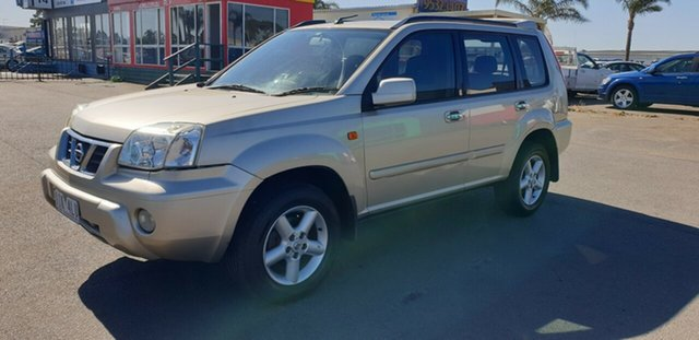Used Nissan X-Trail T30 TI, 2003 Nissan X-Trail T30 TI Gold 4 Speed Automatic Wagon