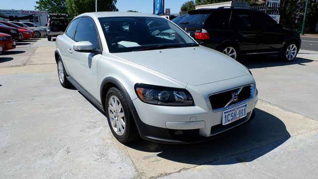 Used Volvo C30 M Series MY08 LE, 2008 Volvo C30 M Series MY08 LE White 5 Speed Sports Automatic Hatchback