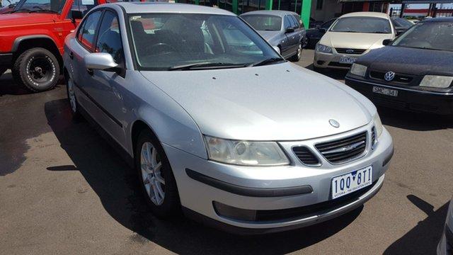 Used Saab 9-3 440 MY2003 Arc Sport, 2002 Saab 9-3 440 MY2003 Arc Sport Silver 5 Speed Sports Automatic Sedan